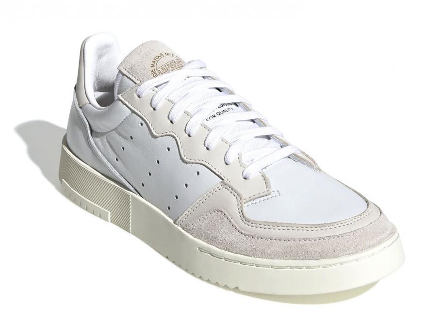 Adidas Originals Supercourt Crystal White
