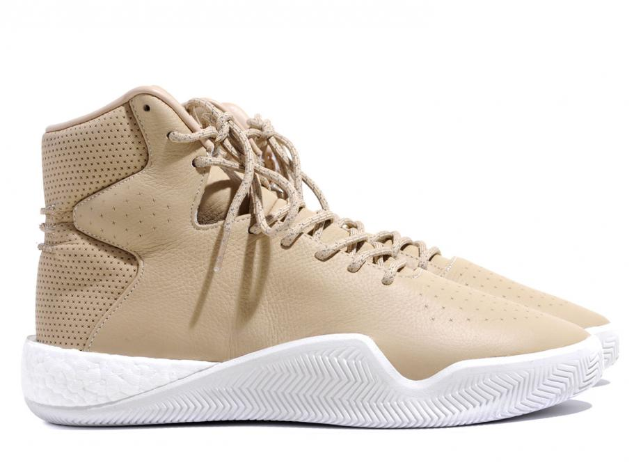 ADIDAS ORIGINALS TUBULAR INSTINCT BOOST BEIGE