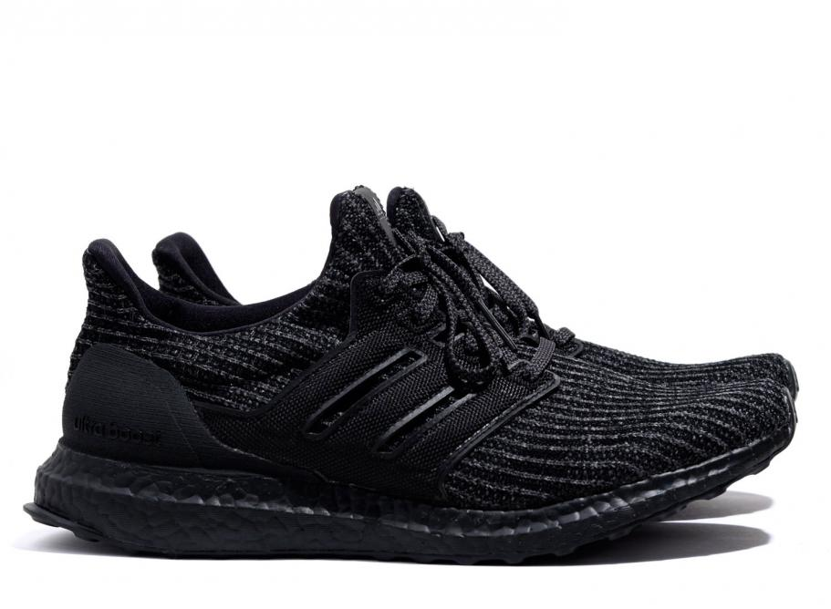 b2772655c3223 Adidas Ultra Boost 4.0 Triple Black BB6171   Soldes   Novoid Plus