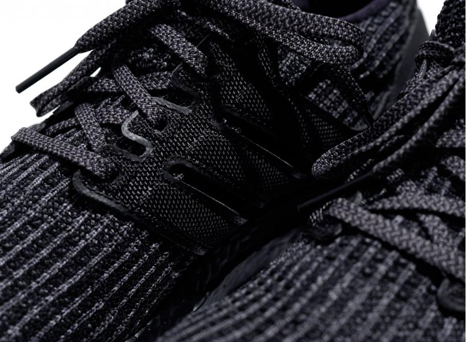 sale retailer 87207 9cbda Adidas Originals Ultra Boost 4.0 Triple Black