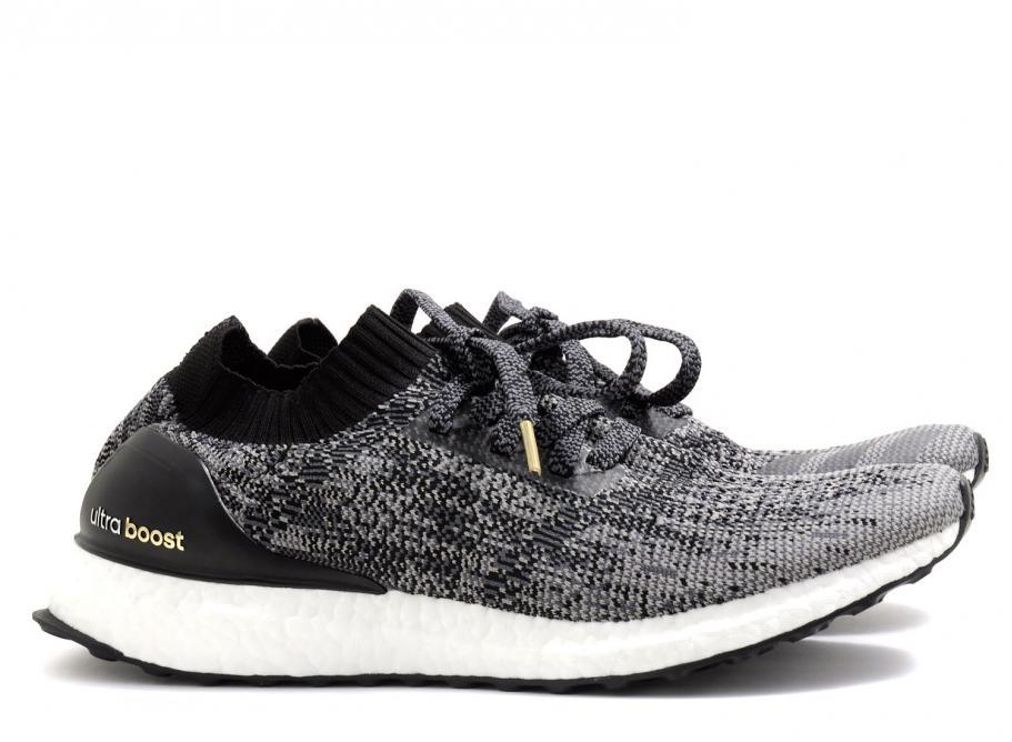 4b0f2439709d8 Adidas Originals UltraBoost Uncaged Core Black   Dark Grey BB390   Soldes    Novoid Plus