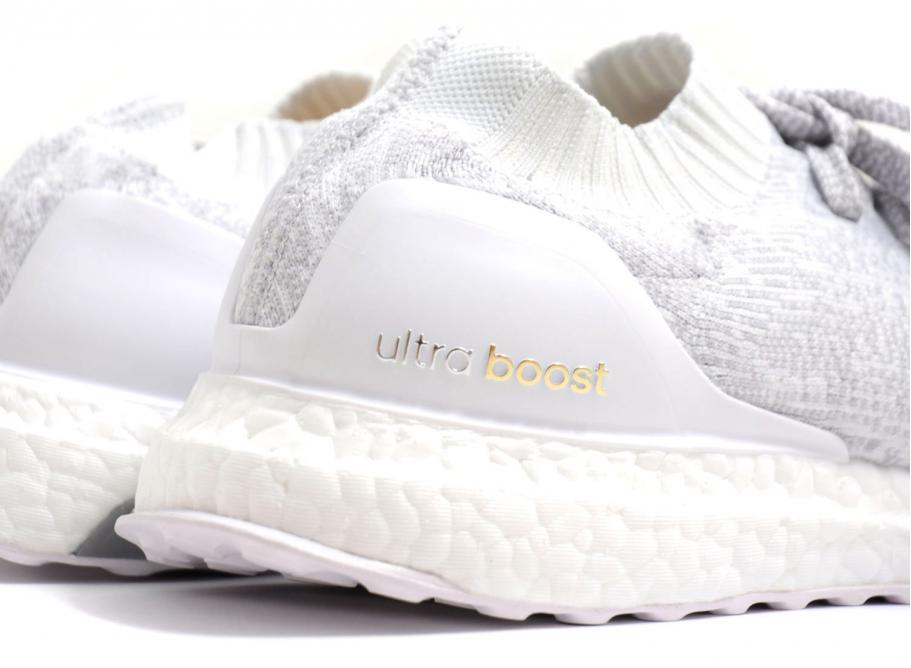 Adidas Originals UltraBoost Uncaged White Crystal Grey