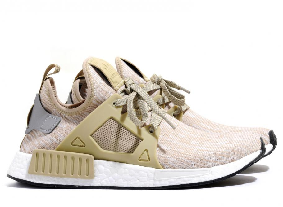 Tan And White Join Forces In This adidas NMD XR 1 • Kicks On Fire