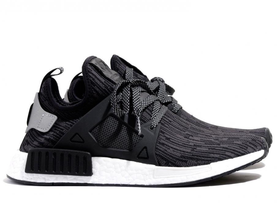 quality design 6a1a2 f8246 Adidas NMD XR1 PK Black