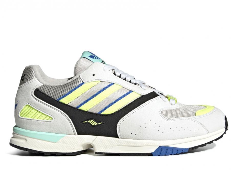 buy popular 0e96d c9172 Adidas Originals ZX 4000 Crystal White