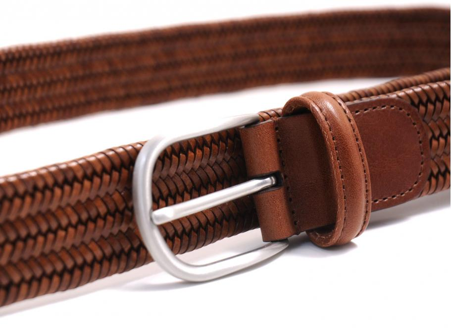 beddfa0657c ceinture cuir tresse