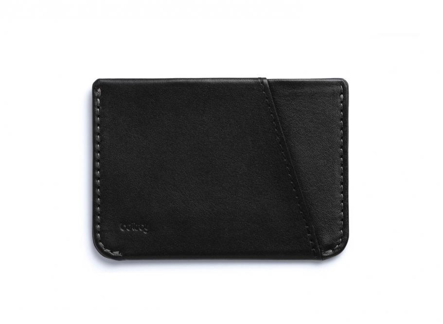 9cb7d45a0fc12 Bellroy Micro Sleeve Wallet Black   Soldes   Novoid Plus