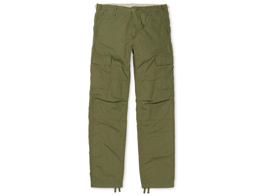 3029e8c940 Carhartt Aviation Pant Rover Green I009578 / Soldes / Novoid Plus