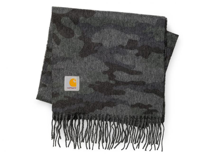 7bd8bb112f56c Carhartt Camo Mono Scarf Grey I019726   Soldes   Novoid Plus