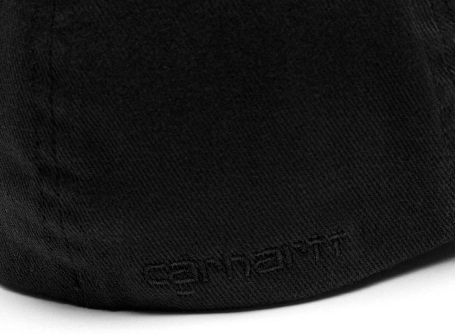for whole family entire collection autumn shoes Carhartt WIP Match Cap Black / Gold