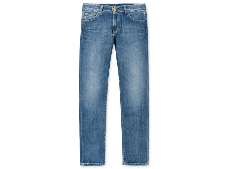 79bafd47cab Carhartt Rebel Pant Blue True Stone I015331 / Soldes / Novoid Plus