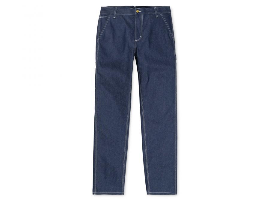 ad5ccb87 Carhartt Ruck Single Knee Pant Blue Rigid I022948 / Soldes / Novoid Plus
