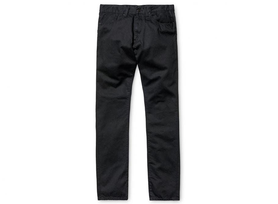 carhartt vicious pant black rinsed i017700 novoid plus. Black Bedroom Furniture Sets. Home Design Ideas
