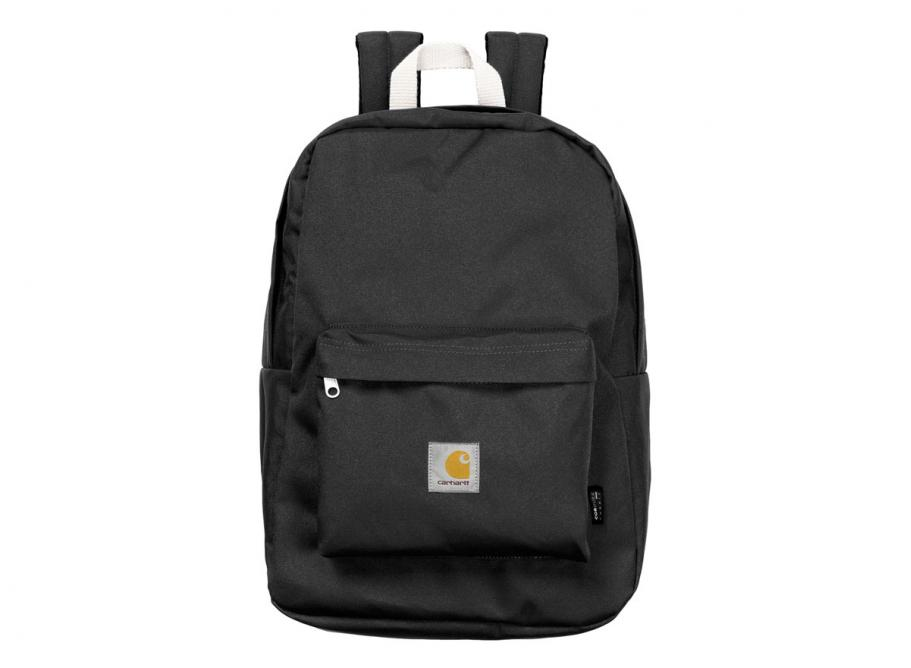 Carhartt Watch Backpack Black I019534   Soldes   Novoid Plus