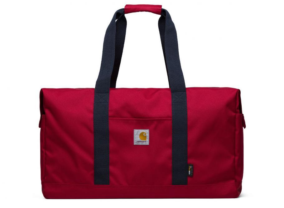 6122ec2713567 Carhartt Watch Sport Bag Blast Red I021521   Soldes   Novoid Plus