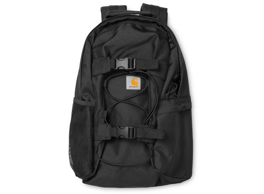 Carhartt Kickflip Backpack Black I006288   Soldes   Novoid Plus