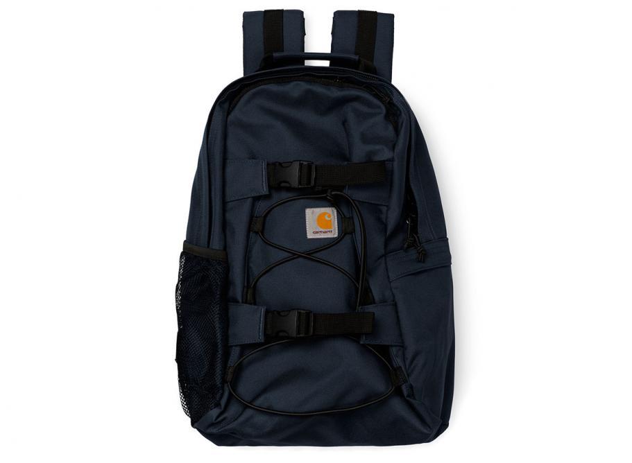 Carhartt Kickflip Backpack Navy I006288   Soldes   Novoid Plus