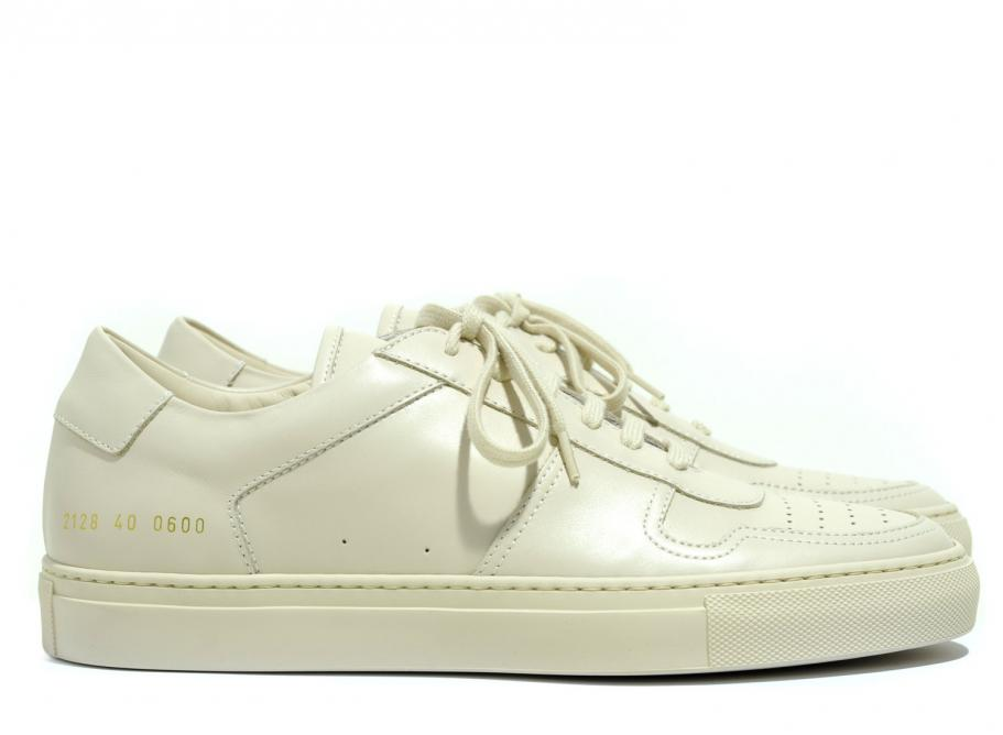 Common Projects Bball Low Nude 2128
