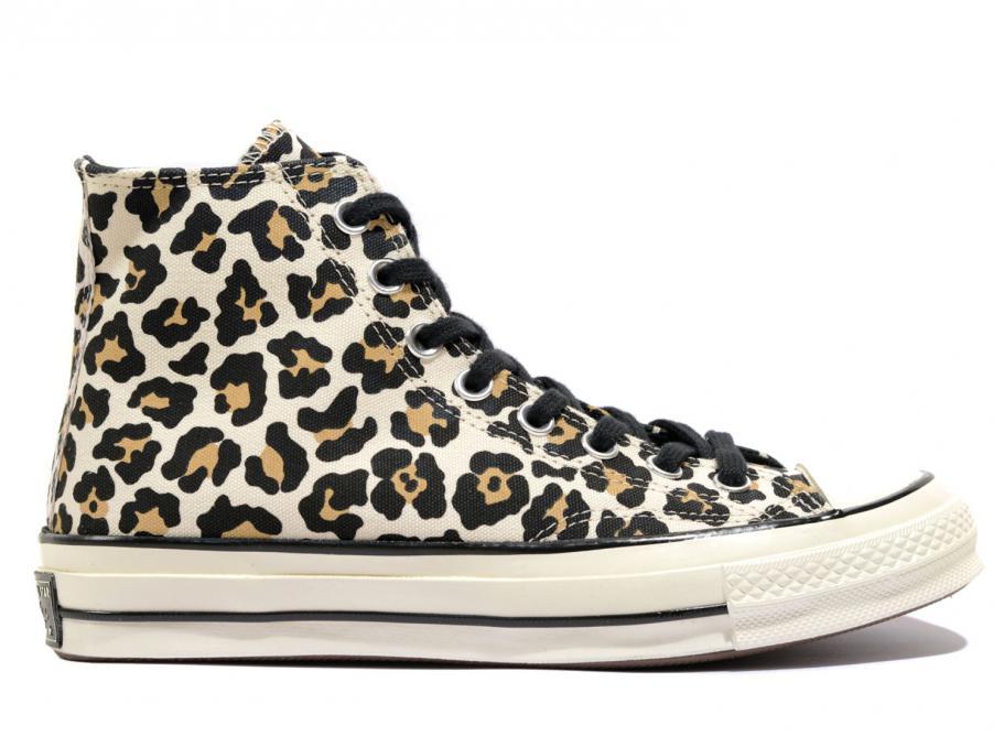 magasin officiel en arrivant gamme de couleurs exceptionnelle Converse CT 70 Hi Leopard