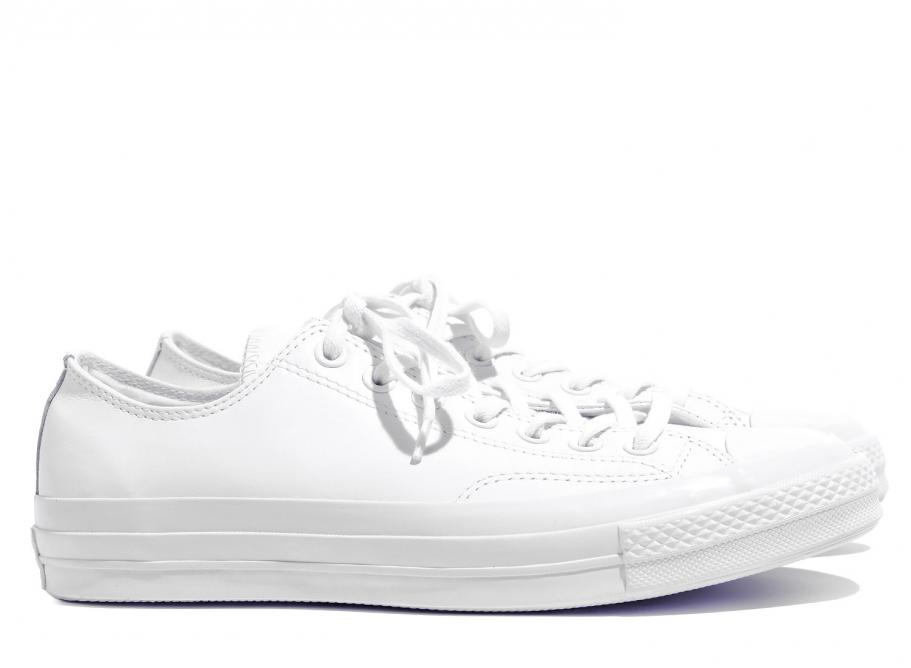 Converse CT 70 OX Leather White / White