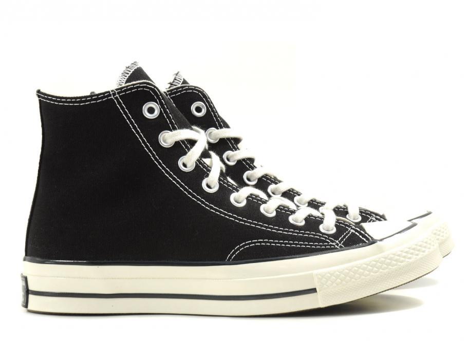 Converse CT 70 Hi Black / Soldes