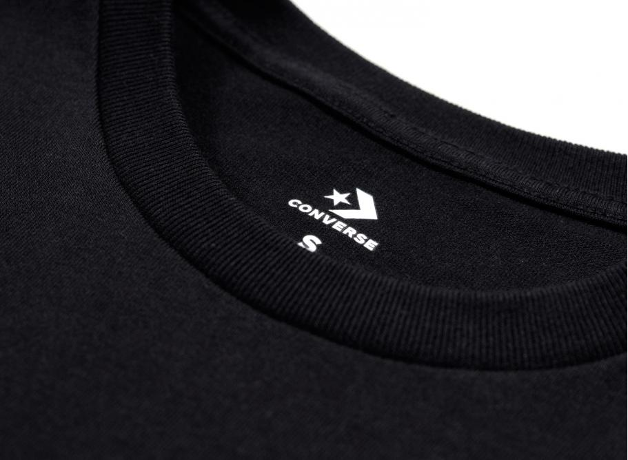 Converse Golf Le Fleu Essentials Tee Black