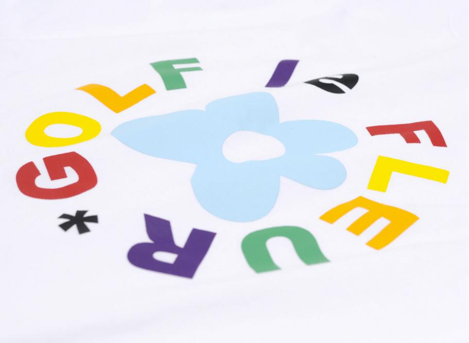 Converse Golf Le Fleur Essentials Tee White