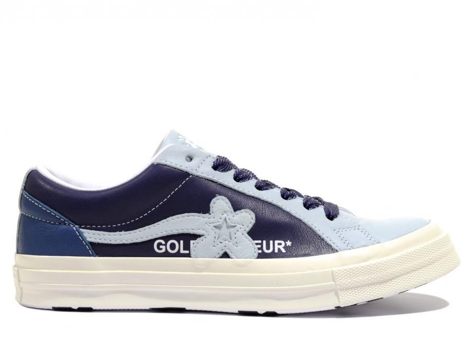 7ac8db4ca8955f Converse Golf Le Fleur OX Powder Blue 164024C   Soldes   Novoid Plus