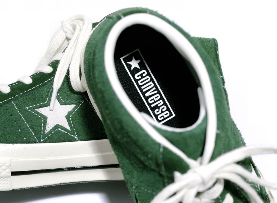 Chaussure Converse One Star Mid 157700C