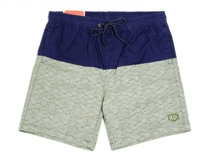 4244735f20 Deus Ex Machina Boardshort Sandbar Nihon Wave / Soldes / Novoid Plus