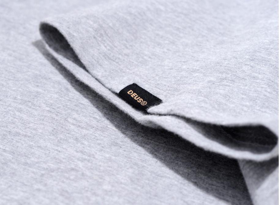 Deus Ex Machina Delinquent Tshirt Grey   Soldes   Novoid Plus b82a342a1