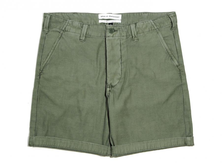 Doubles Shorts Cargo De Poche - Deus Vert kStez3EsRj