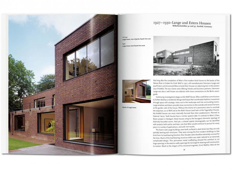 Mies Van Der Rohe Design Philosophy.Taschen Mies Van Der Rohe Soldes Novoid Plus