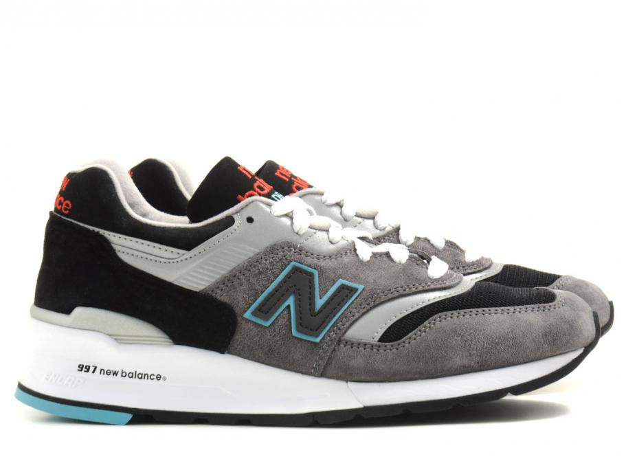 new balance m997 black