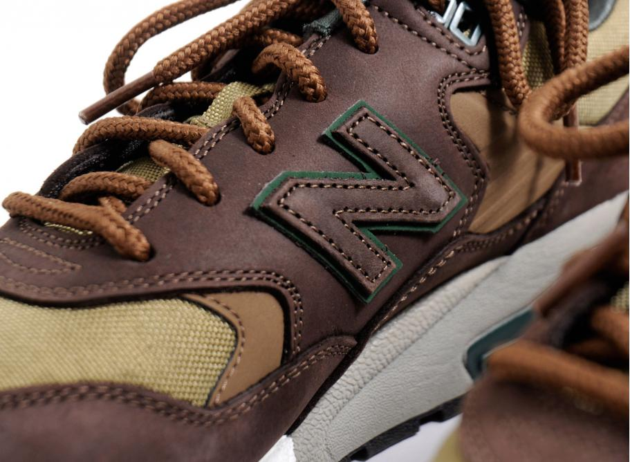 promo code 8502a 16d97 New Balance MRT580LB Brown