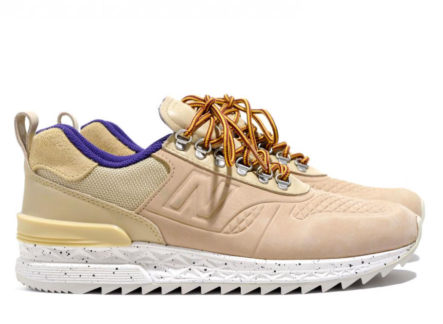 New Balance Trailbuster beige