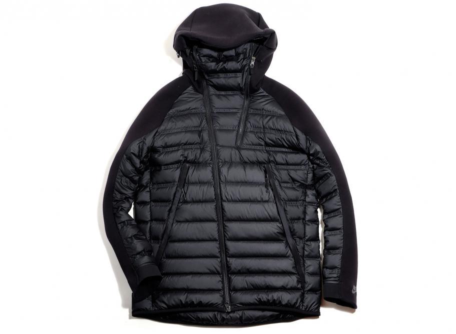 d5125b552fa9 Nike Tech Fleece Aeroloft Jacket Black 806838-010   Soldes   Novoid Plus