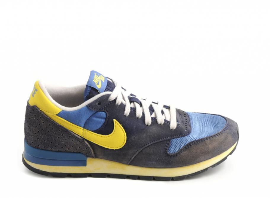 nouveau produit 13bd0 45613 Nike Air Epic Shaded Blue / Sunlight / Mid Navy