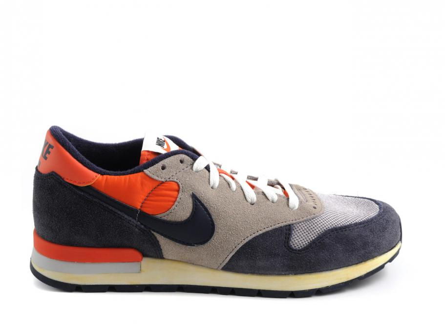 plus récent 45f30 1dc63 Nike Air Epic Vintage Sport Grey / Obsidian