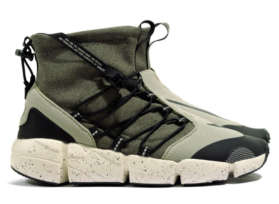 a5949fb586 Nike Air Footscape Mid Utility DM Neutral Olive AH8689-200 / Soldes /  Novoid Plus