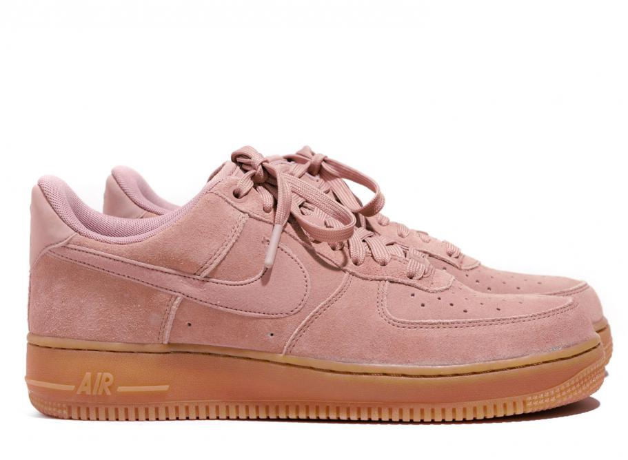 nouveau style 38295 89214 Nike Air Force 1 07 LV8 Particle Pink