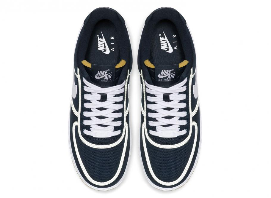 Nike Air Force 1 07 PRM Armory Navy CI9349 400 Soldes