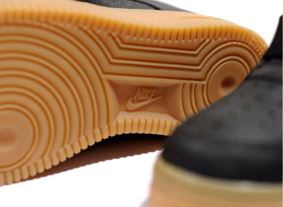 8f82d1b17b1 Nike Air Force 1 Utility Black Gum AO1531-002   Soldes   Novoid Plus