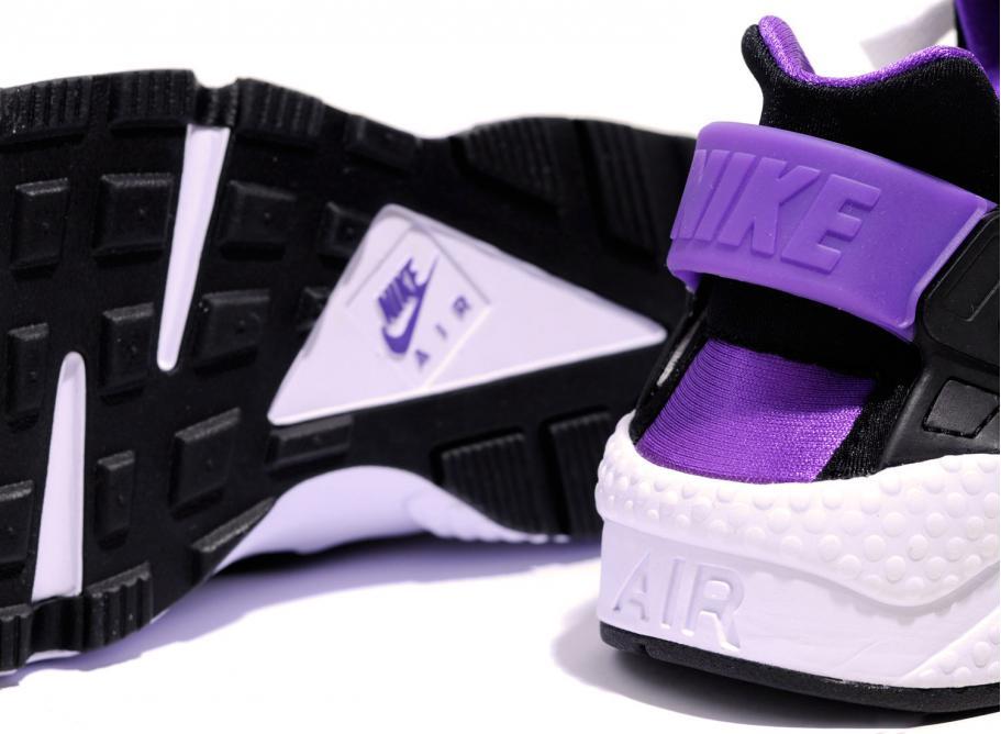 Nike Air Huarache Run 91 QS Purple Punch