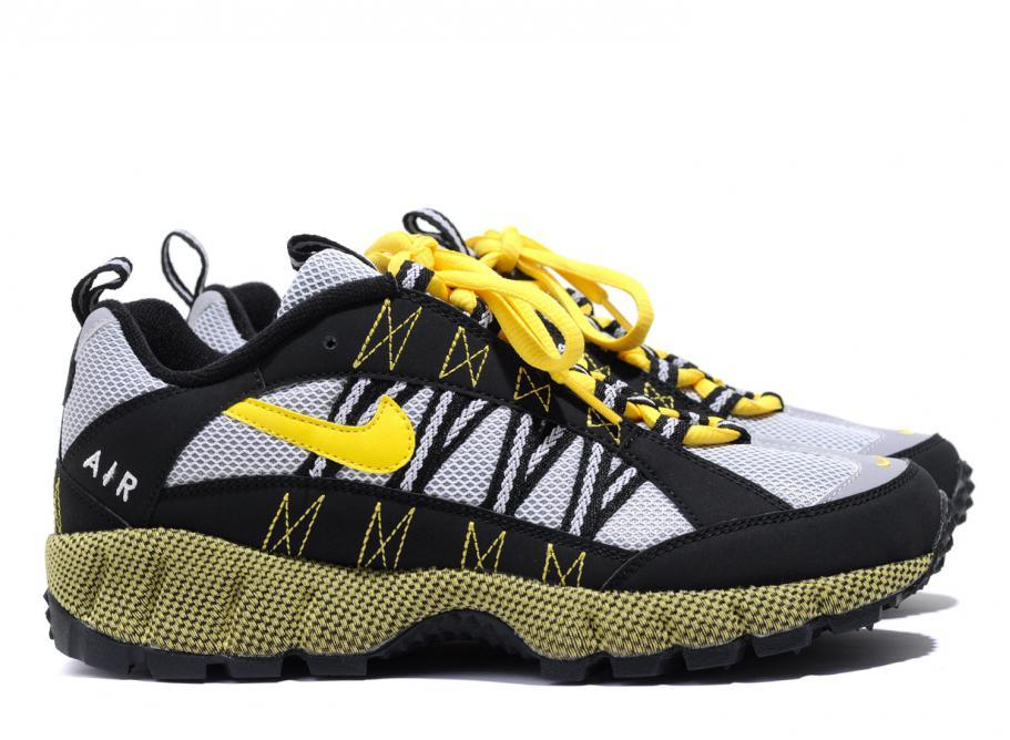 competitive price 9b9c5 3b0cd Nike Air Humara 17 Black / Varsity Maize AJ1102-001 / Soldes / Novoid Plus