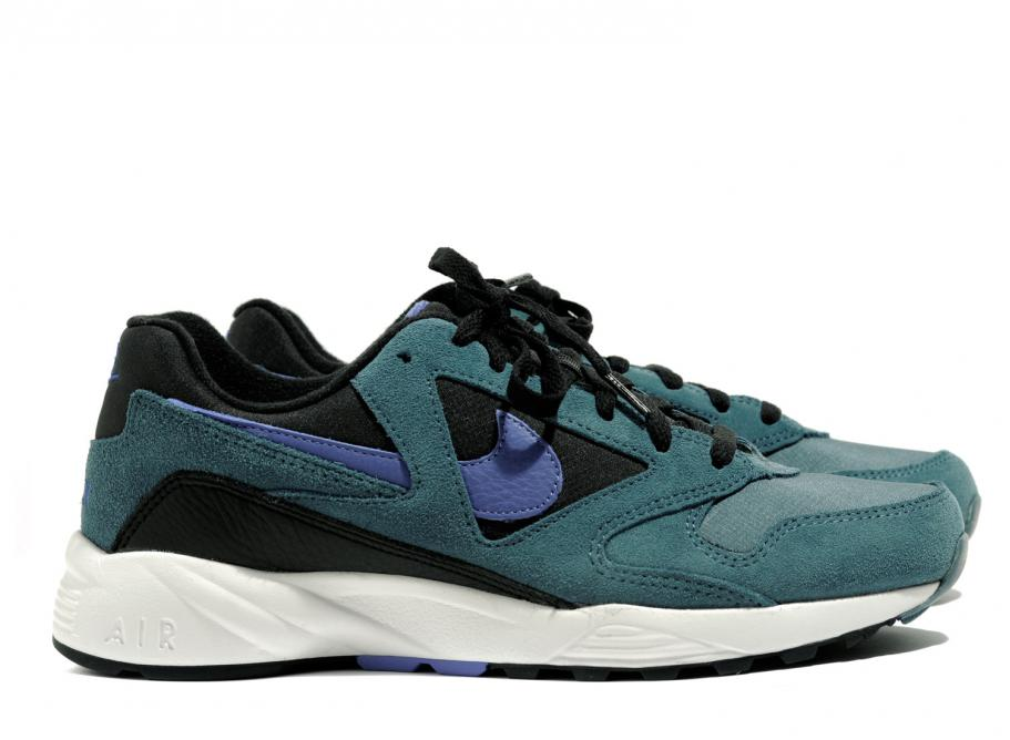 huge selection of 17d88 f2ff4 Nike Air Icarus Extra QS Iced Jade   Racer Blue 882019-300   Soldes    Novoid Plus