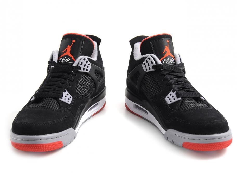 Nike Jordan 4 Black Cement