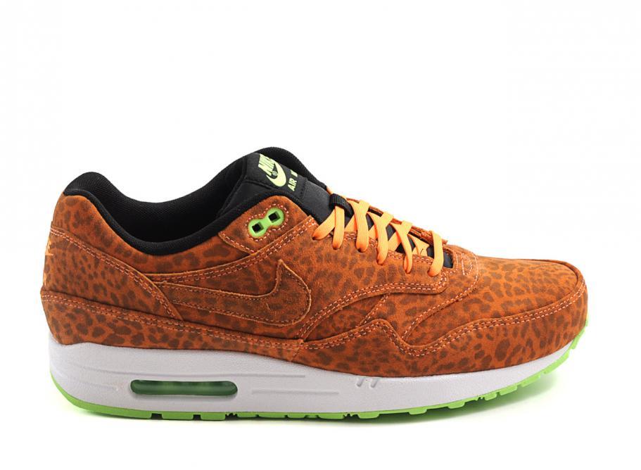 b2dcdaa26e8 Nike Air Max 1 FB Orange Leopard   Soldes   Novoid Plus