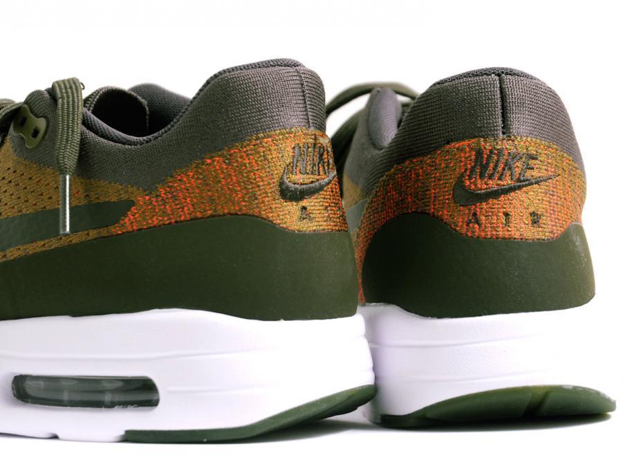 new style 3454e aa716 Nike Air Max 1 Ultra Flyknit Olive / Cargo Khaki