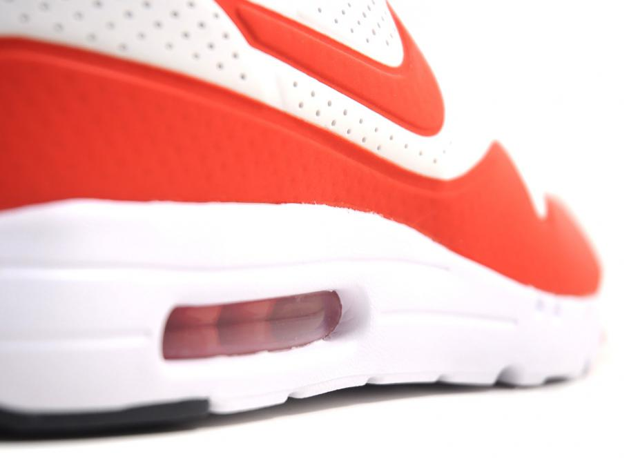 best service eddb8 7daaf NIKE AIR MAX 1 ULTRA MOIRE SUMMIT WHITE   CHALLENGE RED